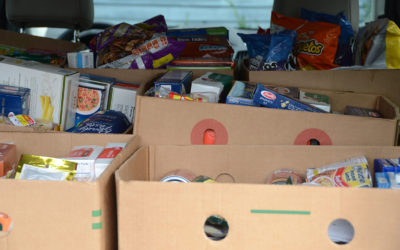 Feeding Our Neighbors Helps Raise Significant Contributions for the Spencer Food Pantry